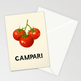 Campari Tomatoes Stationery Cards