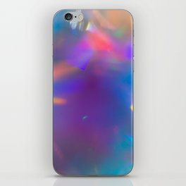 Prisms Play of Light 7 iPhone Skin