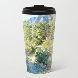 Guadalupe Mountains National Park - Walk of Solitude Travel Mug