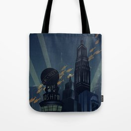 No Gods, No Kings, Only Man Tote Bag