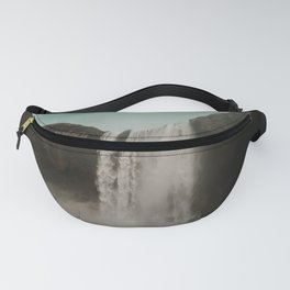 Iceland Waterfall x Skógafoss Fanny Pack