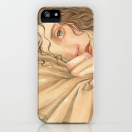 Jane Austen, Mansfield Park - Fanny iPhone Case