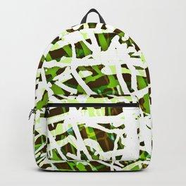 jungle lines 2 Backpack