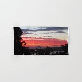 Freycinet Sunset Hand & Bath Towel