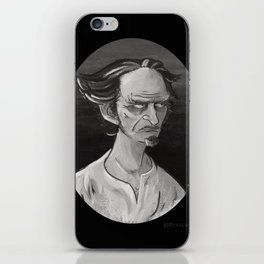 Count Olaf iPhone Skin