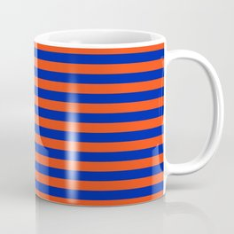 Florida Team Colors Stripes Coffee Mug
