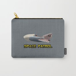 Space Patrol Carry-All Pouch