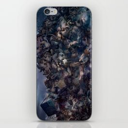 To Hell And Back iPhone Skin