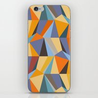 metropolis iPhone & iPod Skins featuring Metropolis by Norman Duenas