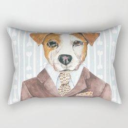 Jacki Russell Rectangular Pillow