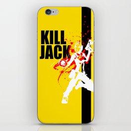 KILL JACK - SIREN iPhone Skin