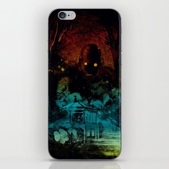 the last story iPhone & iPod Skin