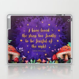 I have loved the stars Laptop & iPad Skin