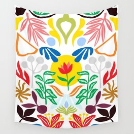 Heart of the Jungle Wall Tapestry