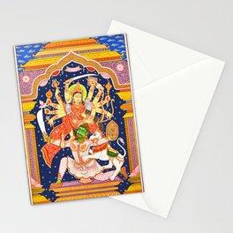 Hindu Durga 6 Stationery Cards