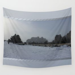 The Blowing Cold Wall Tapestry