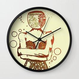 Phish Head Wall Clock