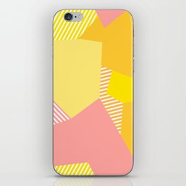 Peachy to the Max iPhone Skin