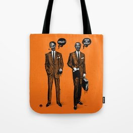 HALLOWEEN ZOMBIES Tote Bag