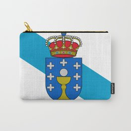 flag of Galicia Carry-All Pouch