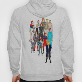 Bowie-A-Thon Hoody
