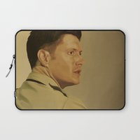 military Laptop Sleeves featuring Military Dean by mycolour