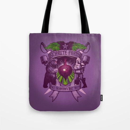 Bears, Beets, Battlestar Galactica Tote Bag