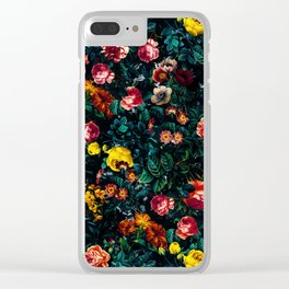 Night Garden XXX Clear iPhone Case