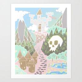 New Adventure Art Print