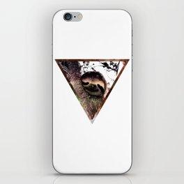 Galactic Sloth iPhone Skin