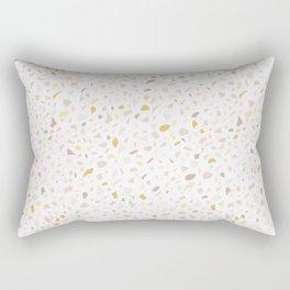 Terrazzo pattern Rectangular Pillow