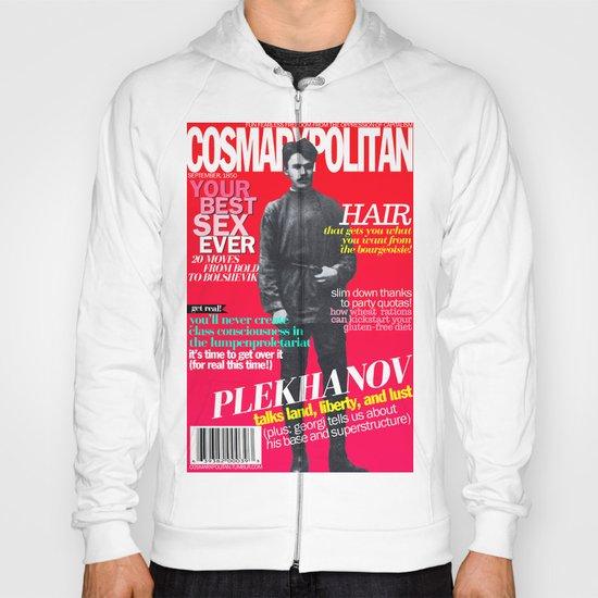 COSMARXPOLITAN, Issue 15 Hoody