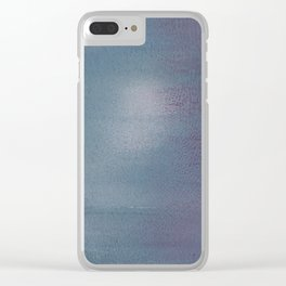 Abstract No. 200 Clear iPhone Case
