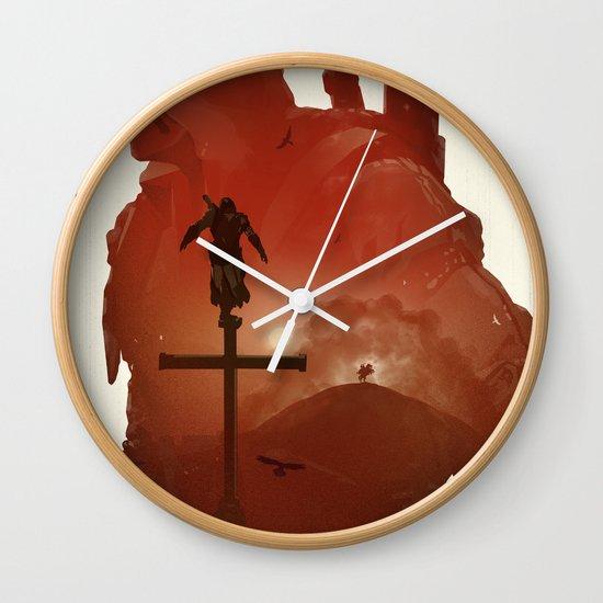 Assasins Creed 3 Wall Clock