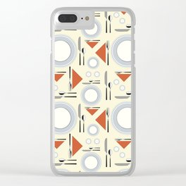 Tableware Clear iPhone Case