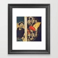 Serp Framed Art Print