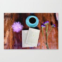 Janey Eyre & Jadeite - Part 2 Canvas Print