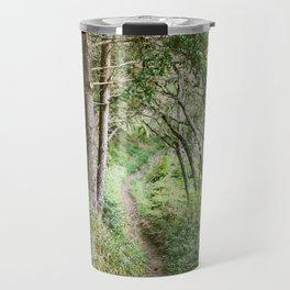 Single Track in Marin County - 35mm Film Travel Mug