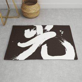 Calligraphy_Light02 Rug