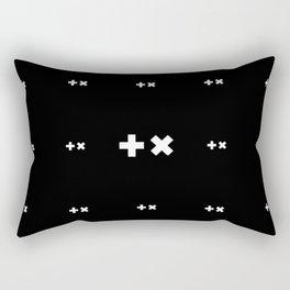 +x Martin Garrix PATTERN Rectangular Pillow