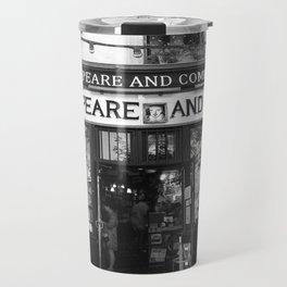Shakespeare Love Travel Mug