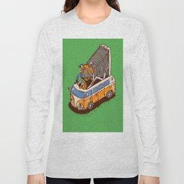 Vansel Adams Long Sleeve T-shirt