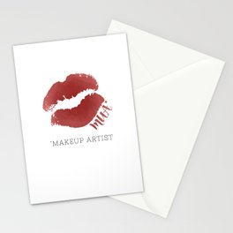 MUA *Makeup Artist Stationery Cards