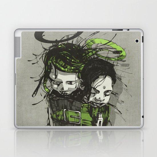 Big Sleep II. Laptop & iPad Skin