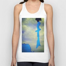 Signs in the Sky Collection - Hope Unisex Tank Top