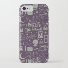 Haunted Attic: Phantom iPhone Case