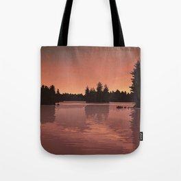 Quetico Provincial Park Tote Bag