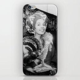 Carmen de Lavallade iPhone Skin