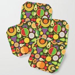 Fruit Patten Coaster