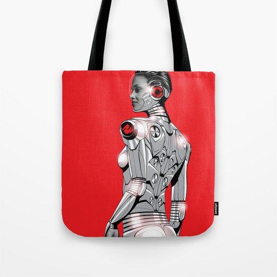 Life On Mars #1 Tote Bag